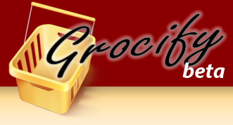 Grocify logo