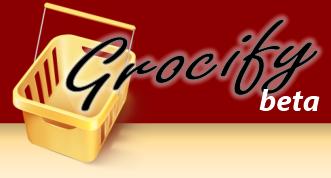 Grocify logo